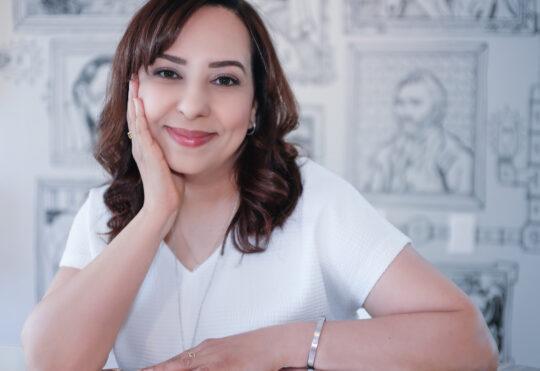 Alshazly recognized twice for International Women's Day